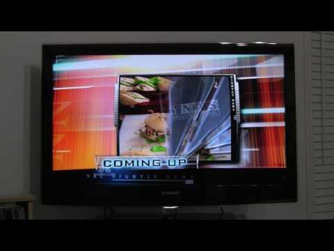 MythTV Commercial Skipping Demonstration
