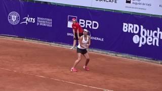 BRD Bucharest Open 2016 | Easy win for Viktoriya Tomova