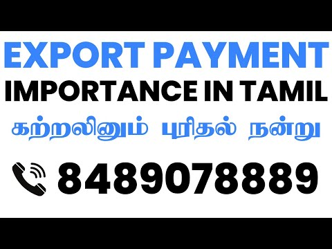 Payment Awareness by Export Help Center, Madurai
