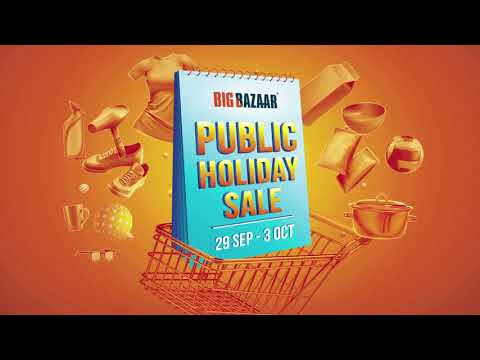 #PublicHolidaySale - Amazing offers and lots more