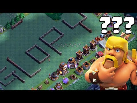 THE TOP PLAYERS SECRET HIDDEN BASES | Clash of Clans