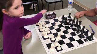 Фото Can 1 6 Year Old Girl  N USCF Blitz Pull Off The Win