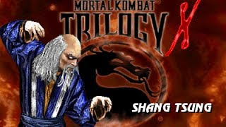 MKTX MUGEN   MK1 Shang Tsung Playthrough