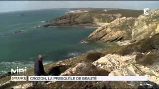 SUIVEZ LE GUIDE : Crozon, la presqu'île de beauté