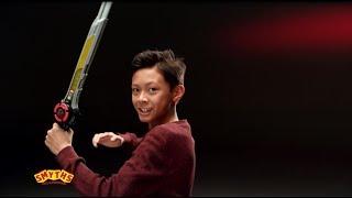 Smyths Toys - Power Rangers Ninja Steel