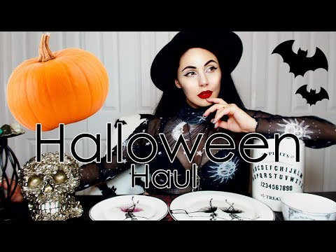 Epic Halloween Home Goods Haul 2019