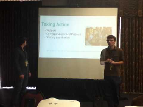 Opening the World - Ben Honeycutt and Connor Janzen