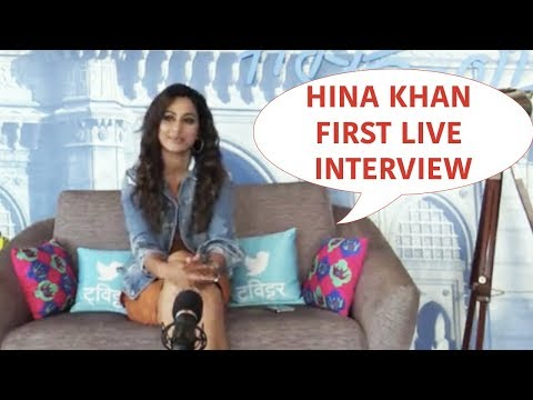 Hina Khan First Live After Bigg Boss 11: Speaks Up On Depression And Shilpa Shinde