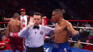 HBO Boxing: Devon Alexander vs. Juan Urango Highlights (HBO)