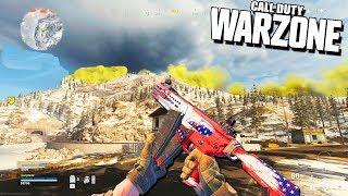 MODERN WARFARE - BATTLE ROYALE WARZONE GAMEPLAY! (Call of Duty: MW Warzone BR)