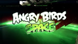 Angry Birds Space: NASA announcement thumbnail