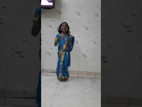 Dance Gulabachi Kali by Tanvi Gaikwad