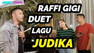 JUDIKA feat RAFFI & NAGITA - Tersenyumlah Sobat (Judika Studio)