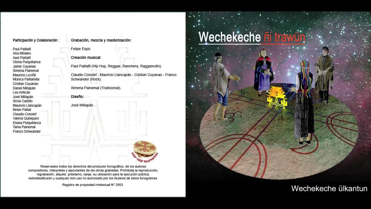 musica wechekeche