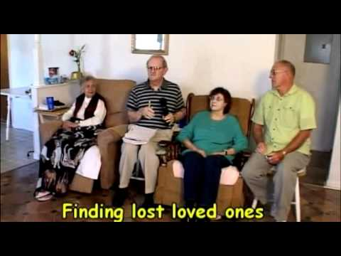 FInding Lost Loved Ones with John Wilk  part 3 of 5