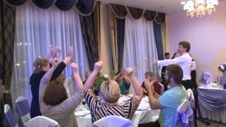Миронов Николай, ведущий на свадьбу. Общение с гостями