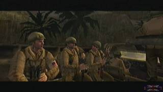 Call of Duty 2 Big Red One - Tunisia, Mission 1 [1/3]