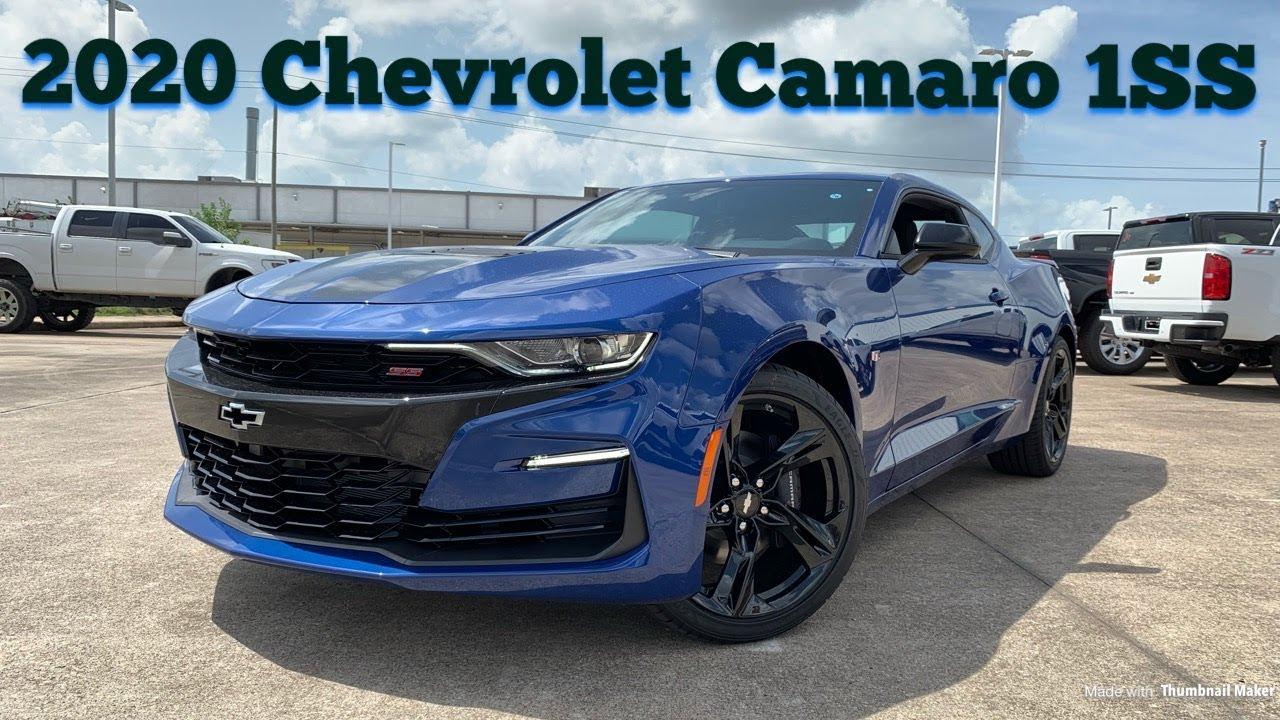 2020 Chevrolet Camaro 1SS (6.2L V8) - Review - YouTube