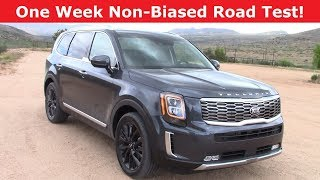 2020 Kia Telluride: Performance & Fuel Economy Test
