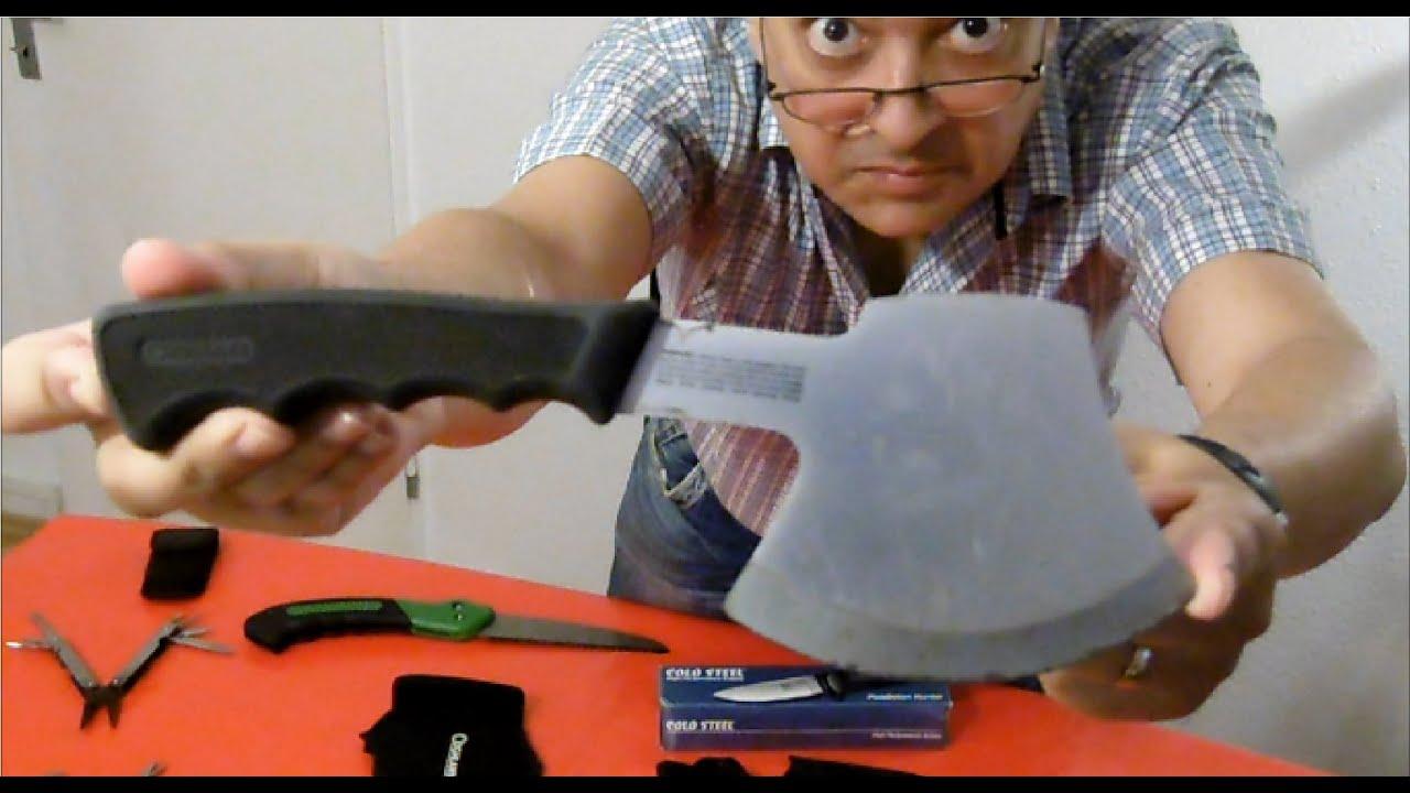 Bushcraft supervivencia herramientas espanol youtube for Herramientas de campo