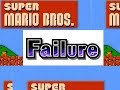 The Original Super Mario Bros FAILED