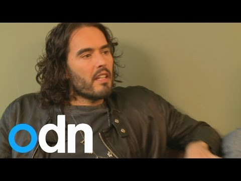 Russell Brand: Collectivise and organise protests
