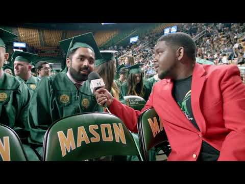 Mason Spring Commencement 2018, up close and personal