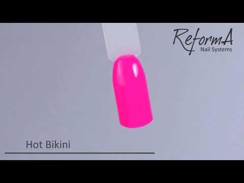 Обзор гель-лака Reforma, Hot Bikini 941899