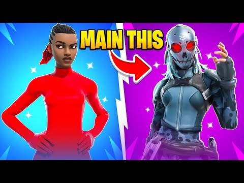 20 *BEST* Tryhard Fortnite Skins You Can Main!