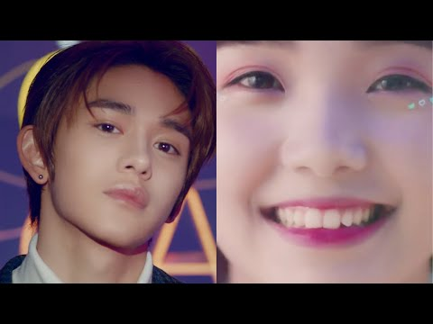 Similarities between NCT Yearbook #2 & Produce 101 China's VCR on the Finale
