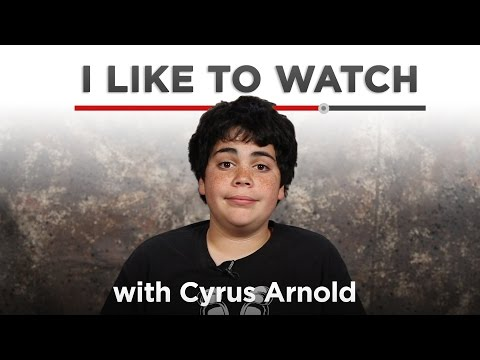 I Like To Watch With Cyrus Arnold