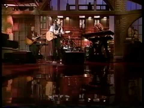 Crash Test Dummies - God Shuffled His Feet Late Show with David Letterman September 21, 1994