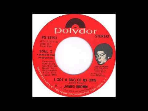 James Brown - I Got A Bag Of My Own