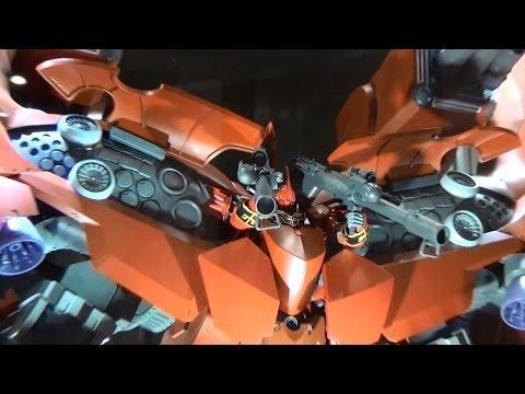 機動戦士ガンダム 東京おもちゃショー2014