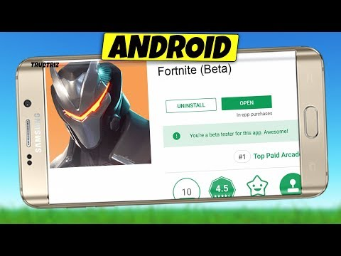 Fortnite Mobile ANDROID Download RELEASE NEWS!