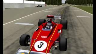 Rouen Les Essarts formula 1 Ferrari 1973 JALNERVION GP race mod Season year  uma melhoria padrão de asas e as rodas a CREW F1 Seven Finding The Limit F1C F1 Challenge 99 02 Classics Grand Prix 2012 2013 2014 2015 f170 2 21 46 04 54 18