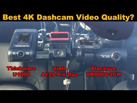 4K Dashcam Shootout: Best Video Quality?