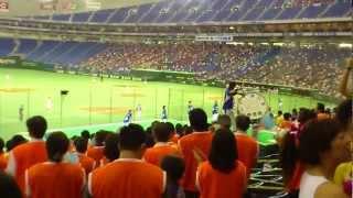 20120721都市対抗野球二回戦NTT東京vsトヨタ自工