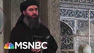 Who Is Abu Bakr Al-Baghdadi? | Velshi & Ruhle | MSNBC
