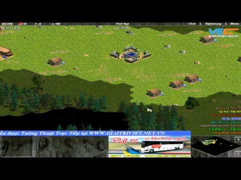 www.giaitriviet.net.vn Hà Nội Trẻ vs TB 9x T1
