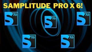 Samplitude Pro X 6