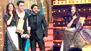 Aishwarya Rai Bachchan Wins Zee Big Entertainment Award | Bollywood Buzz