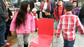 Little Kids Musical Chairs Game