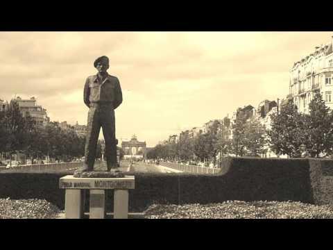 Field Marshal Montgomery: liberator