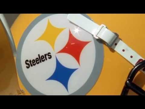 534d14a6988 Pittsburgh Steelers uniform and uniform color history - YouTube
