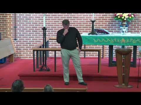 Pisgah Sunday Sermon 10/17/2021