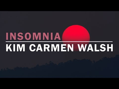 😴 Guided Meditation for Sleep and Relaxation: Female voice of Kim Carmen Walsh