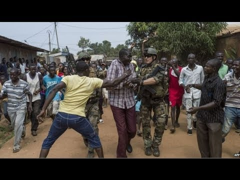 CENTRAL AFRICAN REPUBLIC CRISIS EXPLAINED IN 60 SECONDS - BBC NEWS