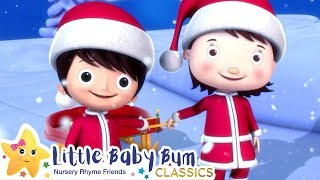 Christmas Is Coming - Christmas Songs for Kids | Nursery Rhymes | ABCs and 123s | Little Baby Bum