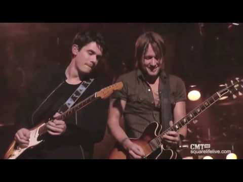 Mix - John Mayer & Keith Urban - Sweet Thing